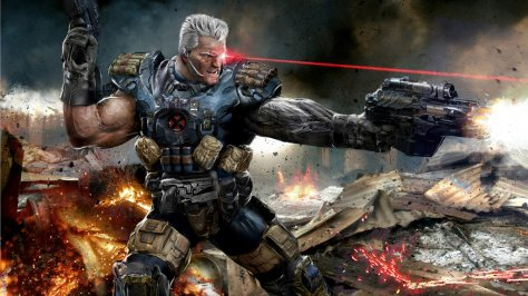 X-Men Spinoffs - Cable