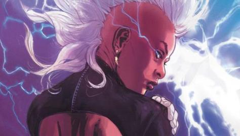 X-Men Spinoffs - Storm