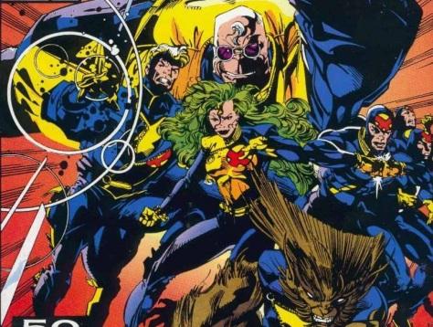 X-Men Spinoffs - X-Factor