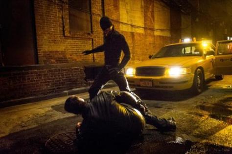 Charlie Cox as Matt Murdock in the Netflix Original Series Marvel's Daredevil. Image courtesy of REUTERS/Netflix