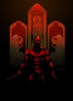 Daredevil by Faluotico