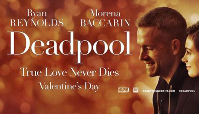 Hilarious New Deadpool Posters and TV Spots