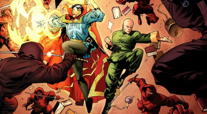 Doctor Strange: Benedict Wong Cast As Wong!