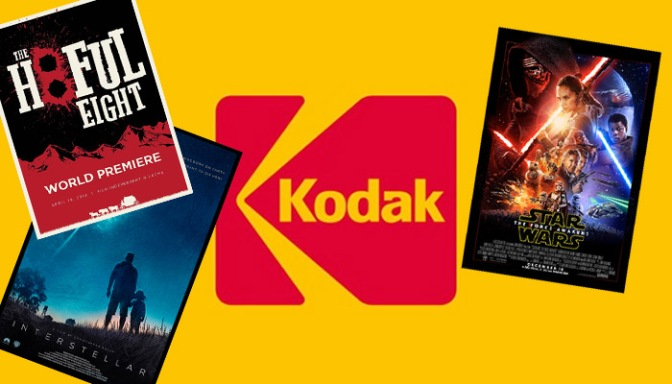 Kodak Making a Comeback With Help From A-List Directors