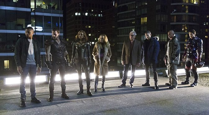 Legends of Tomorrow Roster Grows with Heroes, Villains and Love Interests