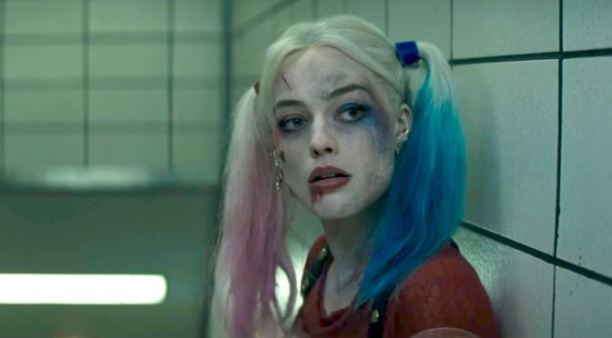 Suicide Squad; New Trailer and Poster Amp Up Excitement