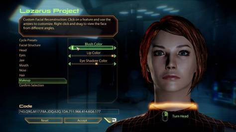 Mass Effect 2 Creator