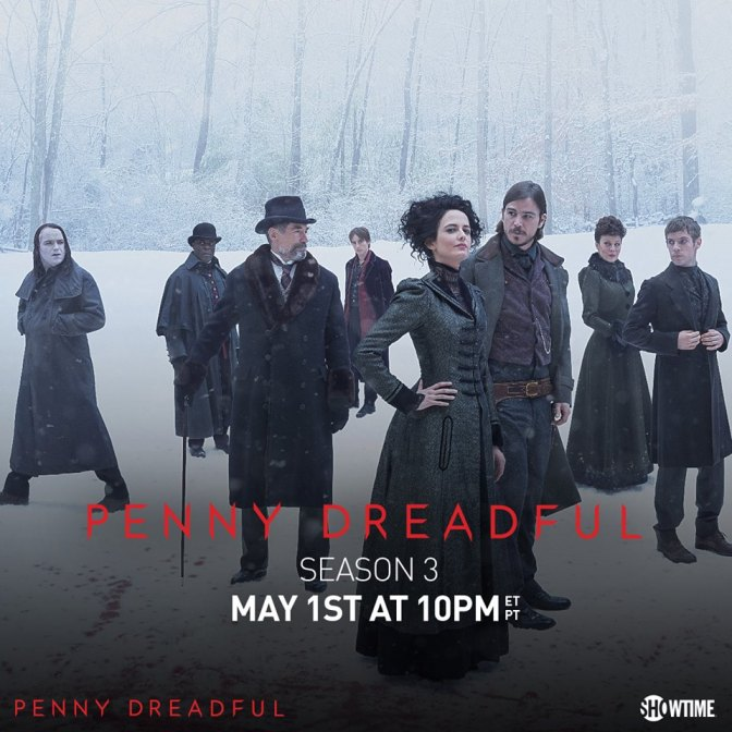 Penny Dreadful Teases Return to Haunt Your Television With New Trailer