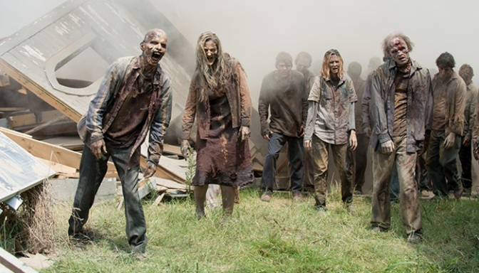 The Walking Dead Returns: Mid Season Trailer