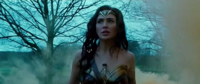 First Wonder Woman Footage Spearheads Cast, Plot