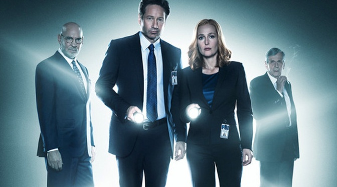 As The X-Files Return, Talk About Possible Third Movie Emerges