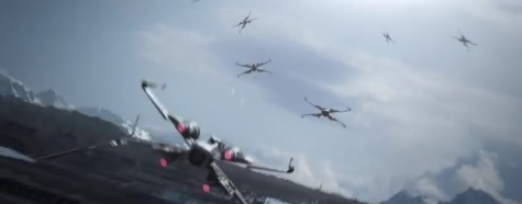 X-wings TFA