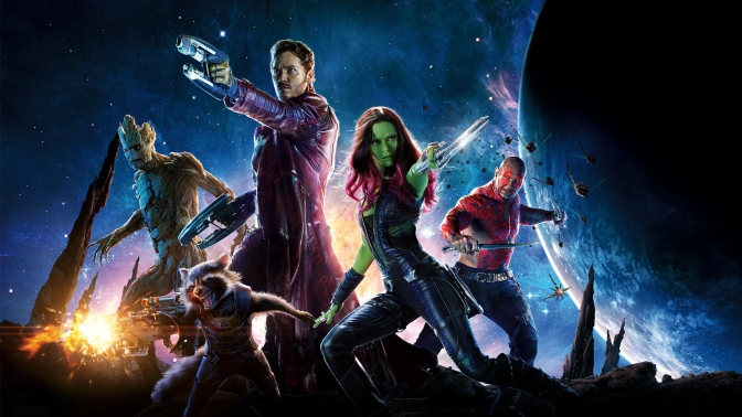 James Gunn Gives Us a Look at Guardians of the Galaxy Vol. 2