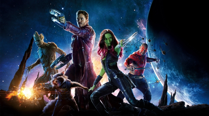 James Gunn Gives Us a Look at Guardians of the Galaxy Vol. 2