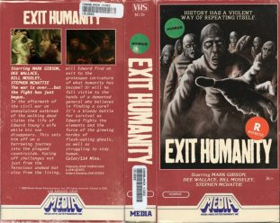 new movies vhs covers Chris MacGibbon 6
