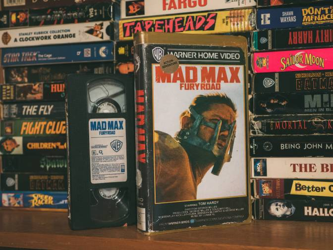 New Movies Get A Retro Spin With These Awesome VHS Cover Sleeves