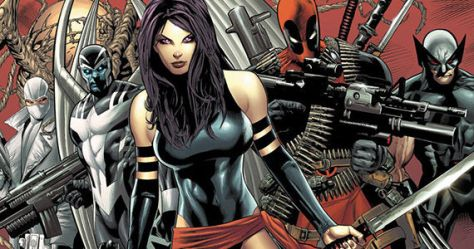 Psylocke-Deadpool-Wolverine-Archangle-Uncanny-X-Force
