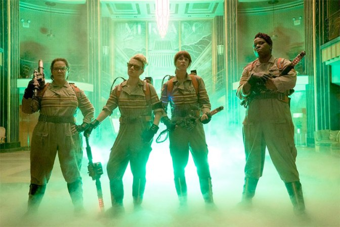 Ghostbusters: First Trailer For Reboot Arrives