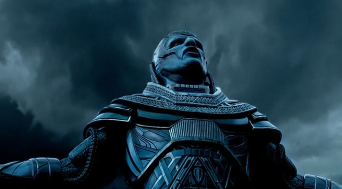 New X-Men Apocalypse Trailer is Pretty Badass