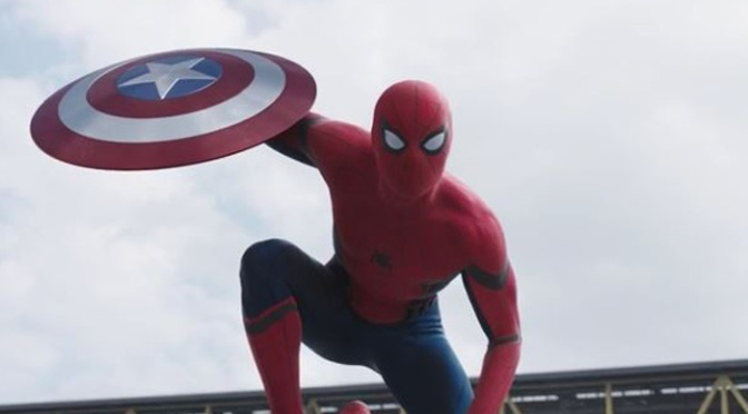 Captain America: Civil War Newest Trailer Best to Date, Intros Spider-Man