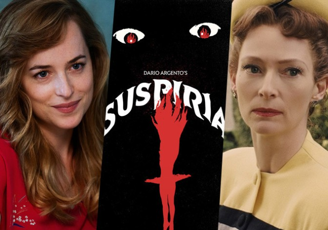 Tilda Swinton And Dakota Johnson Join Remake Of Dario Argento's Suspiria