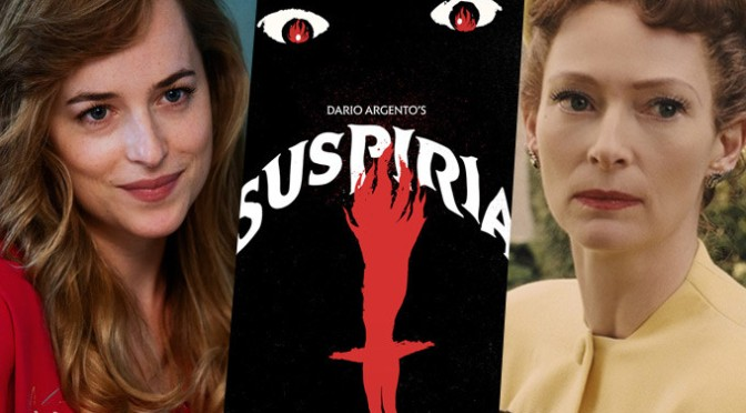 Tilda Swinton And Dakota Johnson Join Remake Of Dario Argento's Suspiria