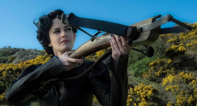 New Trailer For Tim Burton's Miss Peregrine's Home for Peculiar Children