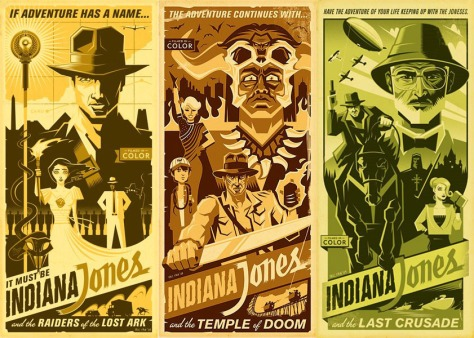 Indy Trilogy