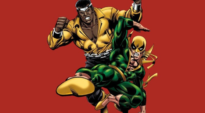 Marvel on NetFlix: Luke Cage Teaser, Iron Fist Casting, & Daredevil Reactions