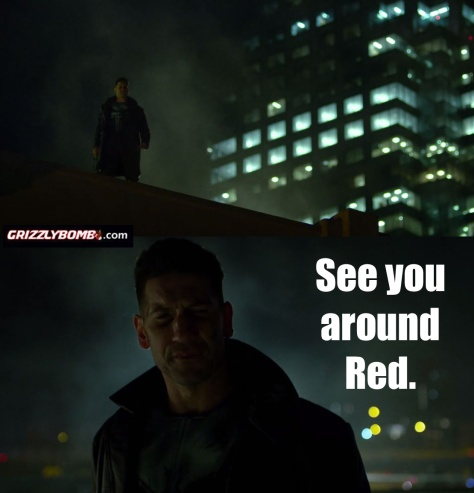 Punisher - See You Around Red 3