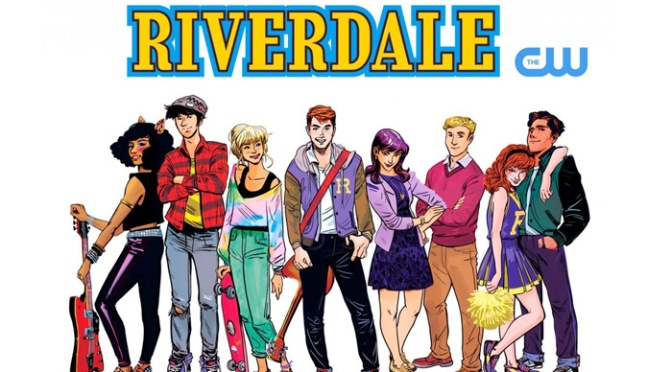 Riverdale: Archie's Return to TV Boasts Stars of Tomorrow and Yesteryear