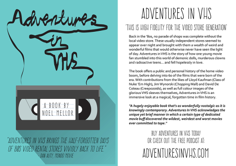 adventures in vhs book 2