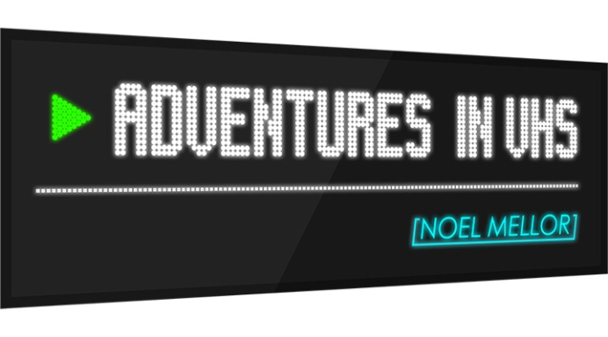 VHS Vault: Adventures In VHS – New Book Brings VHS Memories To Life.