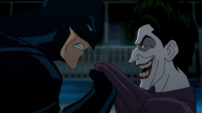 Batman: The Killing Joke – First Look! Animated Series Cast Reunites for Seminal Classic