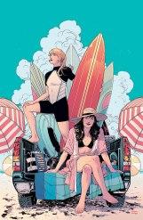 Betty & Veronica #1 CVR G Variant: Bilquis Evely