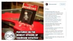 chainsaw estate instagram 5