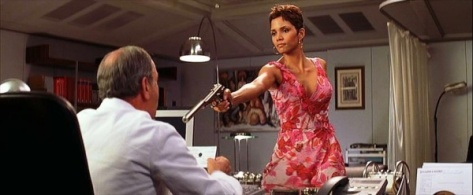 Berry as Jinx in Die Another Day (MGM, 2002)