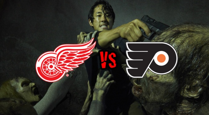 In Addition to Zombies, Glenn Needs to Watch Out for Flyers…