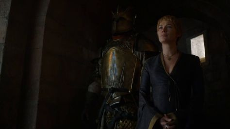GoT-602 - Cersei and the Mountain