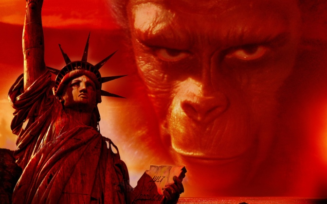 Grizzly Spotlight: The Planet Of The Apes