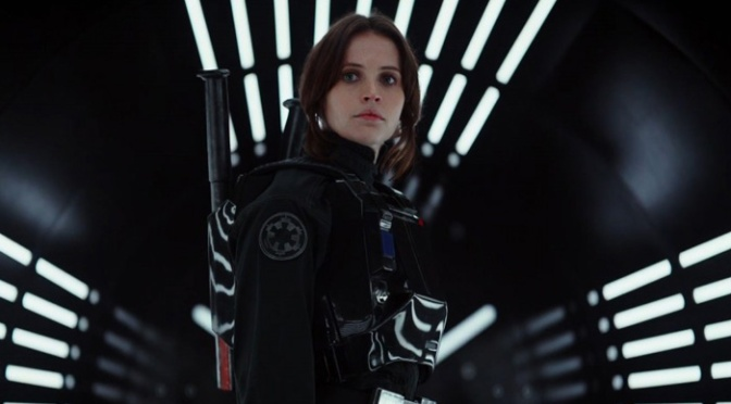 Rogue One: A Star Wars Story – Trailer Impresses (Most) Fans, Some Vent Sexist Frustrations