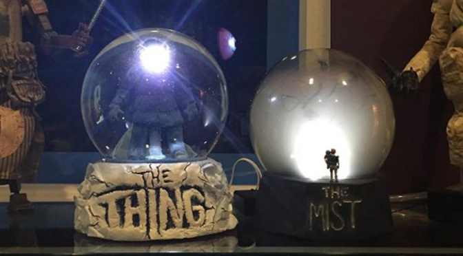 Chainsaw Estate Showcases Some Truly Incredible Horror Collectibles