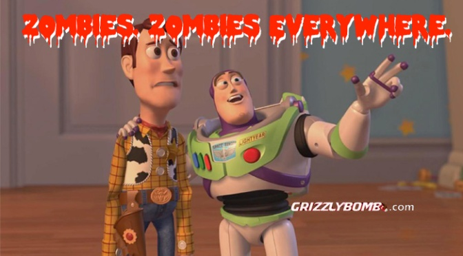 Floods, Earthquakes, Zomies? How prepping for Zombies Became The CDC's go to