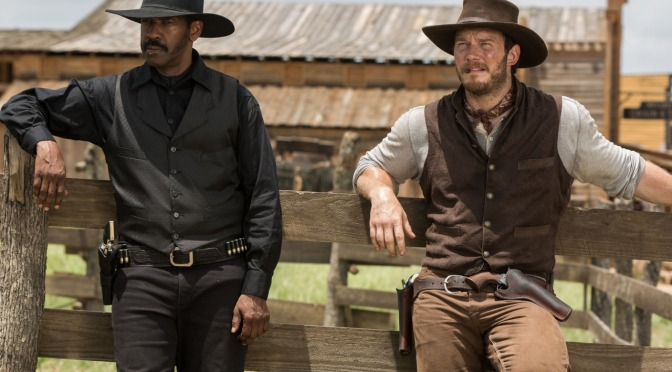 The Magnificent Seven: Guns-A-Blazin' In First Trailer