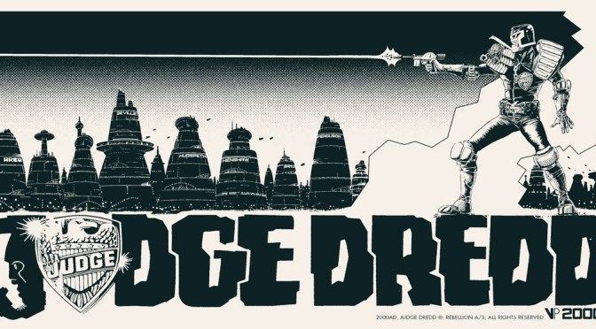 Vice Press Delivers Tharglicious 2000 AD Art Prints