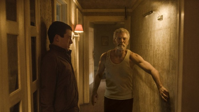 Don't Breathe: Trailer Teaches Us Never To Underestimate Stephen Lang