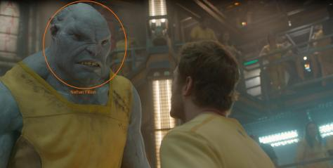 fillion in GotG