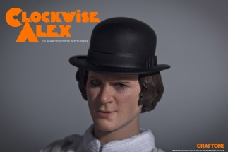 Homemade Horror Round Up clockwork orange 6