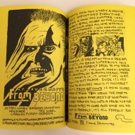 Homemade Horror Round Up vhs book 2