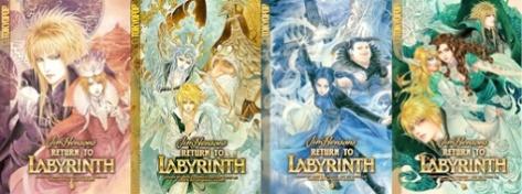 Labyrinth 30th anniversary tokyo pop 0